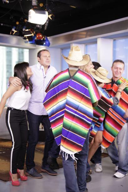 Cuidado Alan, los paparrines de México quieren despedirse de Mali.