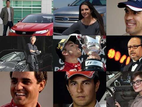 La industria automotriz es una que está plagada de gente de todos...