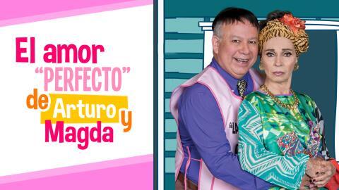 Arturo y Magda