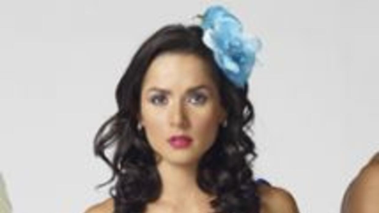 Carmen Villalobos es Flora en 'Made in Cartagena'.
