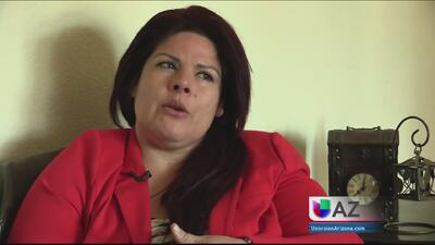 Mujer denuncia abuso de poder de agente fronterizo