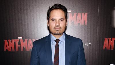 ¡De nervios! Michael Peña se puso nervioso en la gran producción de 'Ant...