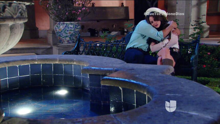 ¡Abigail está destrozada por el rechazo de Diego!