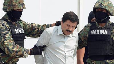 El Chapo Guzmán podría haber sido traicionado en Estados Unidos por el V...