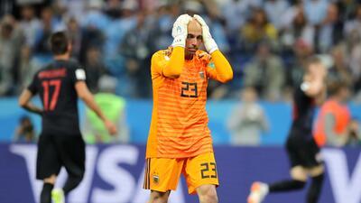EN VIVO   Argentina fue goleada por Croacia y Perú quedó fuera del Mundial