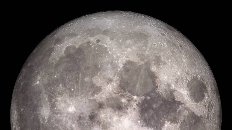 Luna llena fría