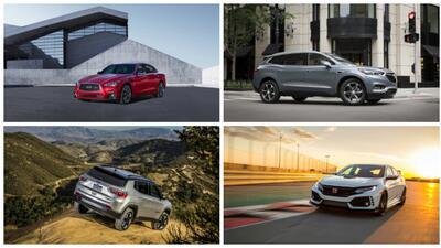 los carros que llegaron en 2017
