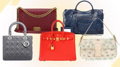 Las 10 bolsas más emblemáticas de la historia (esto es una clase de lujo)