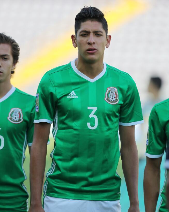 Édson Álvarez (Club América) - Defensa
