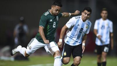 """Para Marco Fabián, el talento de los mexicanos """"no está lejos de los argentinos y brasileños"""""""