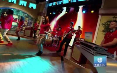 Prince Balboa - Eso No Fue Un Cuerno (Live on Despierta America)