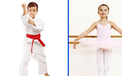 Las actividades perfectas para tus hijos para después de la escuela