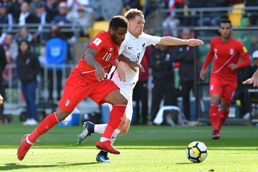 Perú empató sin goles en visita a Nueva Zelanda  gettyimages-872715890.jpg