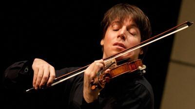 A solas con Joshua Bell, uno de los mejores violinistas del mundo