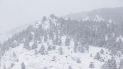 Cinco practicantes de snowboard murieron en una ladera de Loveland Pass,...