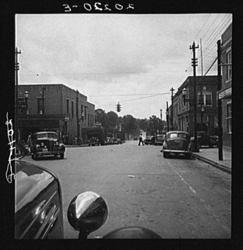 Silver City en 1939.