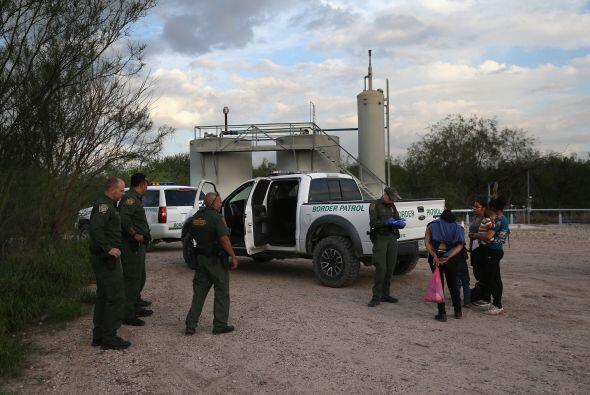 Desde que la inmigración ilegal se incrementó en el Valle del Río Grande...