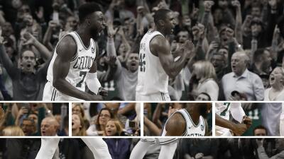 Los Celtics buscarán su victoria 16 seguida el lunes.