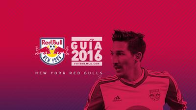 NY Red Bulls 2016 Guide
