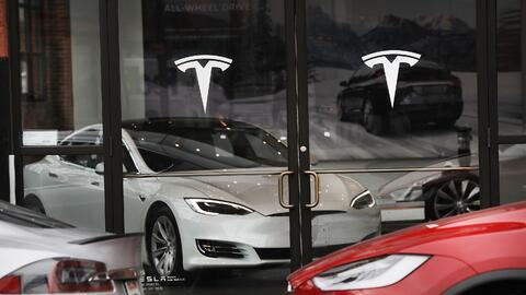 El valor de Tesla, como compañía, ya está superando...