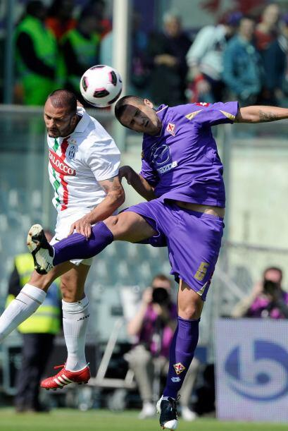 Pero el partido fue muy disputado y con pocas oportunidades de gol.