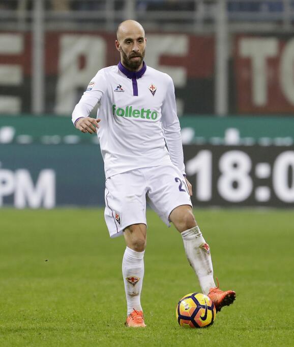 El propio equipo neroazzurro buscaría la llegada del español Borja Valer...