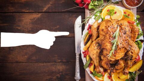 Estados Unidos consume 46 millones de pavos en Thanksgiving