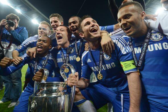 Para la Champions League del 2012, el Bayern Munich tuvo la oportunidad...