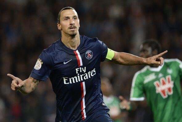 Actualmente el Paris Saint Germain es uno de los dos contendientes al tí...