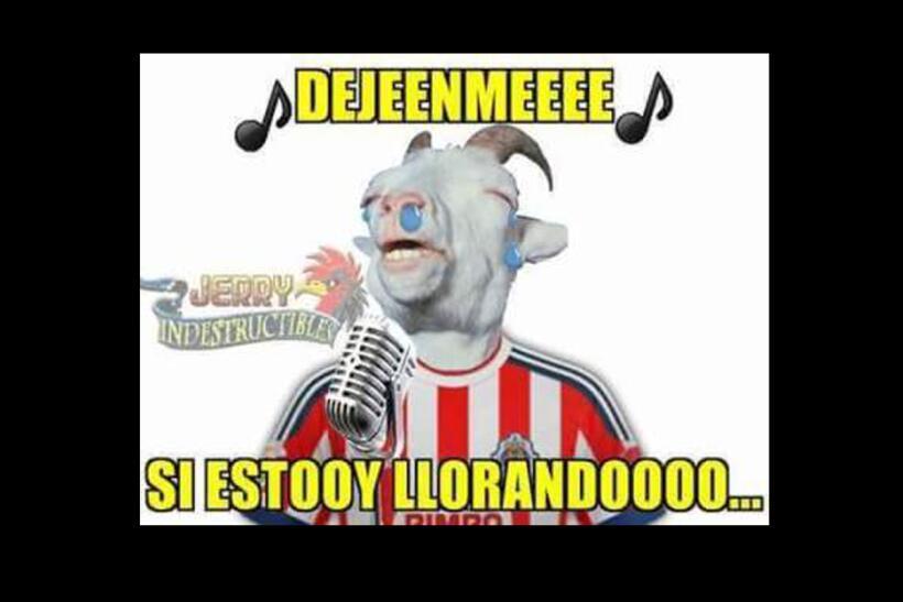 Revive los memes del Chivas vs. América