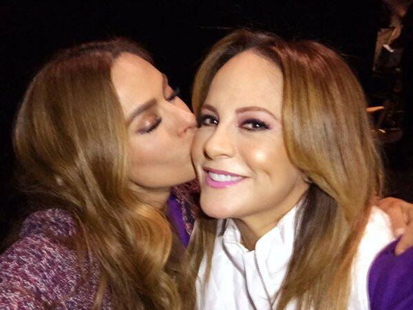"Galilea Montijo: ""Por finnnn con mi hermana del alma @roxcastellanos te..."