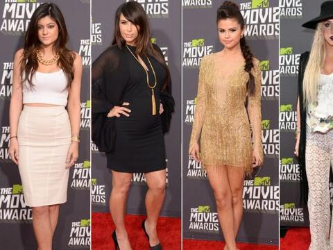 En los MTV Movie Awards 2013 Ke$ha llegó imitando alguno de los '...