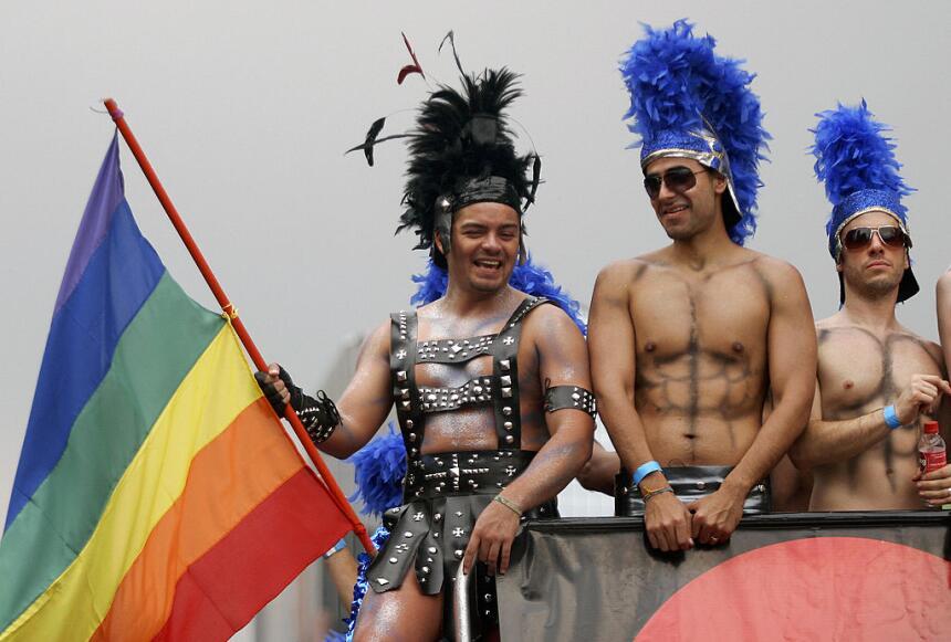 Resultado de imagen para orgullo gay en méxico