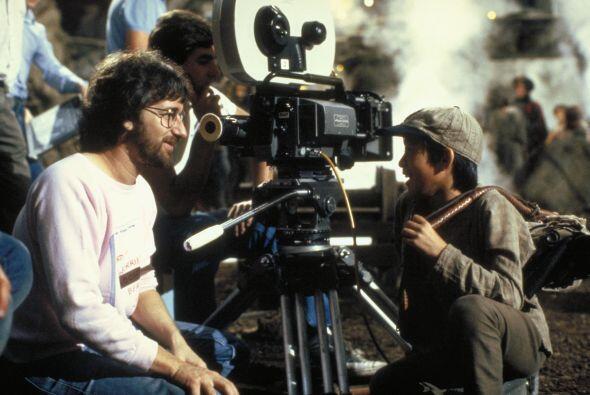 Tanto el director Steven Spielberg como el guionista y productor George...