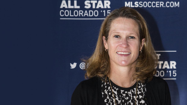 Kathy Carter SUM MLS US Soccer