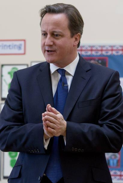 10. DAVID CAMERON  Puesto- Primer Ministro del Reino Unido  Organización...
