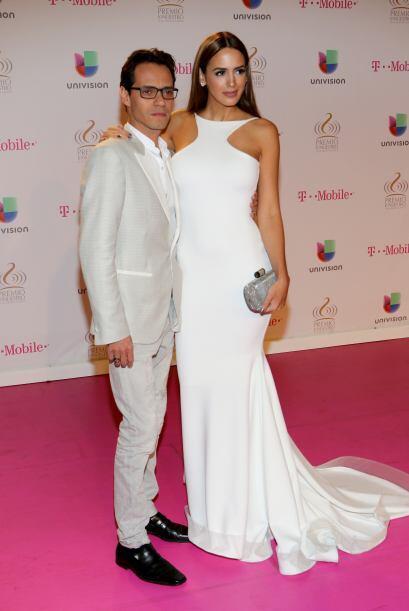 Marc Anthony y Shannon de Lima no sólo hacen una pareja encantadora, sin...
