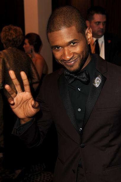 """Usher """" Viernes, 7 de Marzo"""