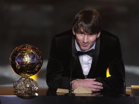 Lionel Messi volvió a vivir un gran día, tal y como un a&n...