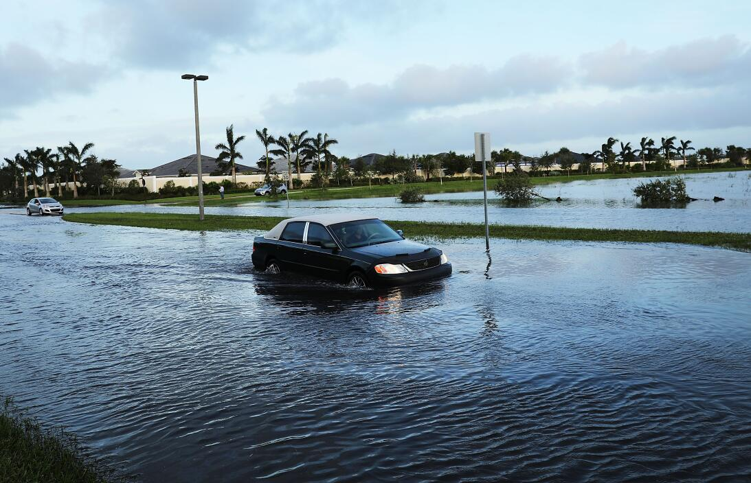 Fotos: Así quedó Florida luego del destructivo paso del huracán Irma Get...