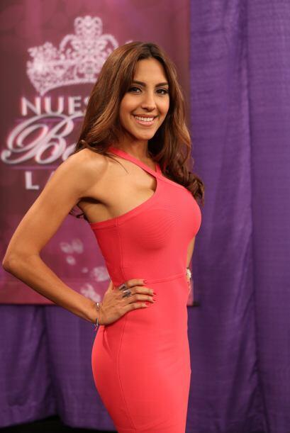 Gaby no ganó la corona, pero cumplió su sueño de poder trabajar Univision.