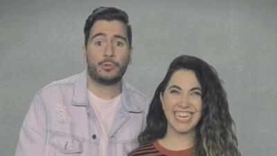Santi y Laurita nos cuentan cuáles son las preguntas imprudentes que se hacen a las parejas