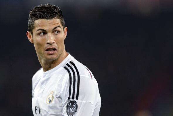 Cristiano Ronaldo no podía faltar en la lista, es la pieza clave del Rea...