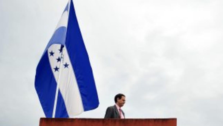 Embajada de Honduras.