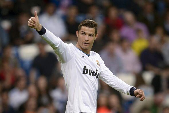 La figura del Real Madrid hizo dos tantos en el apretado triunfo de los...
