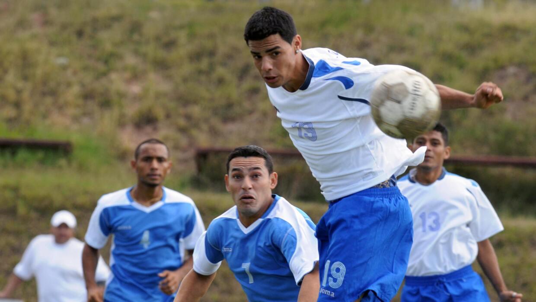 Juan Barrera fue el primer nicaragüense en jugar en Europa.