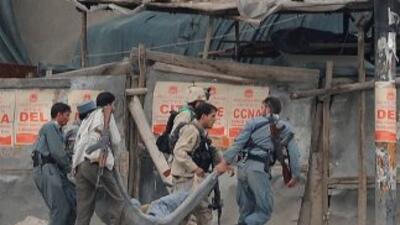 Haqqani, la red terrorista con sede en Pakistán, está detrás del ataque...