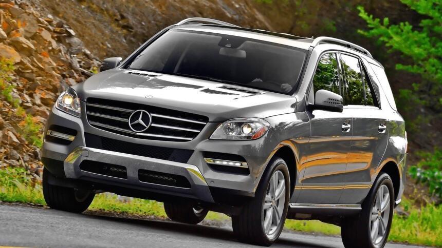 Estos son los autos con el índice de mortalidad más bajo en EEUU Mercede...