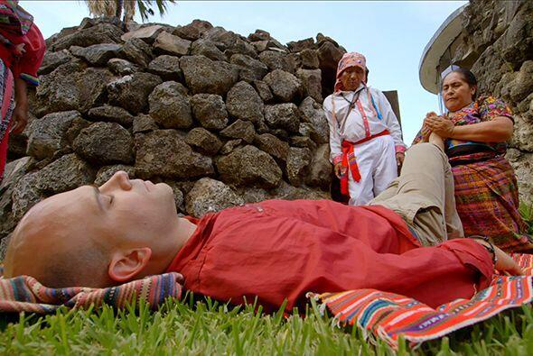 En la cosmovisión Maya, las piedras, las plantas y los animales,...