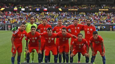 El ranking de los jugadores de Colombia vs Chile